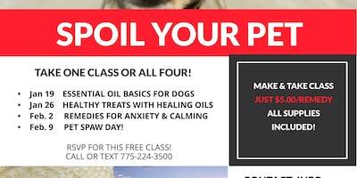 SpOil Your Pet Series