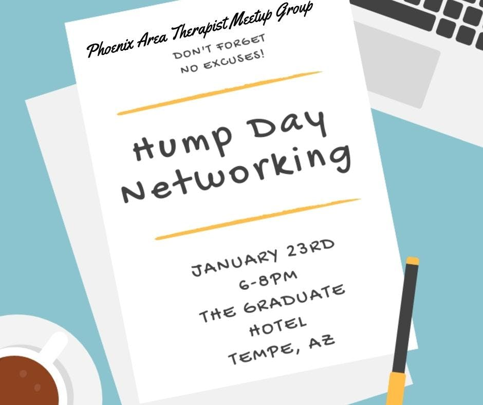 Hump Day Happy Hour Networking
