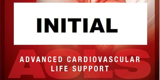 AHA ACLS 1 Day Initial Certification November 6, 2019 (INCLUDES Provider Manual and FREE BLS!) 9 AM to 9 PM at Saving American Hearts, Inc 6165 Lehman Drive Suite 202 Colorado Springs, CO 80918.
