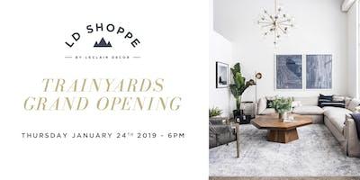 LD Shoppe Trainyards Grand Opening