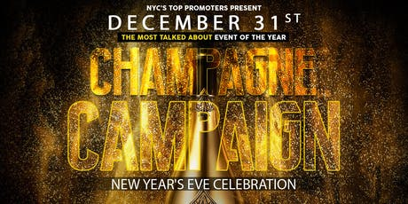 CHAMPAGNE CAMPAIGN AT AMAZURA #GQEVENT  tickets