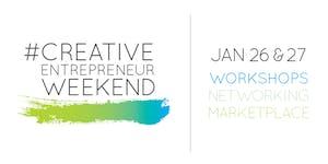 Creative Entrepreneur Weekend