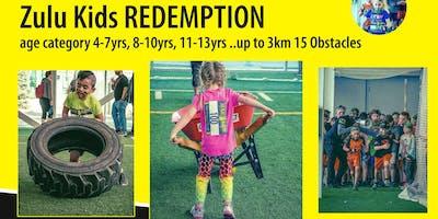 Zulu Kids Challenge Calgary