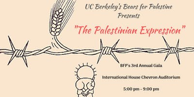 Third Annual Bears For Palestine Gala