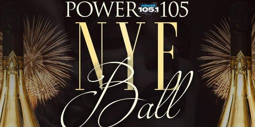 POWER 105 NEW YEARS EVE PARTY