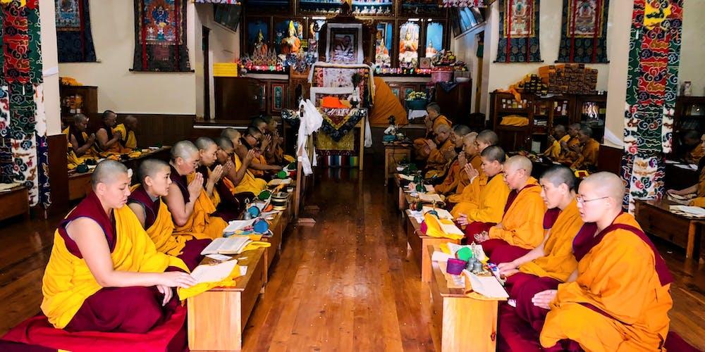 Journey to Dalai Lama Teaching in Ladakh and Dharamsla