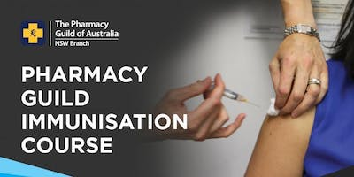Pharmacy Guild Immunisation Course (NSW Guild) - Newcastle