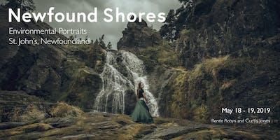 Newfound Shores Environmental Portraits