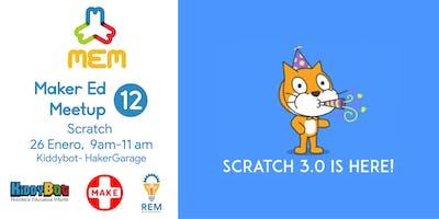 Maker Ed Meetup 11 - Scratch 3.0