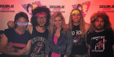 Double Dose 80s Party - The Cats Los Gatos