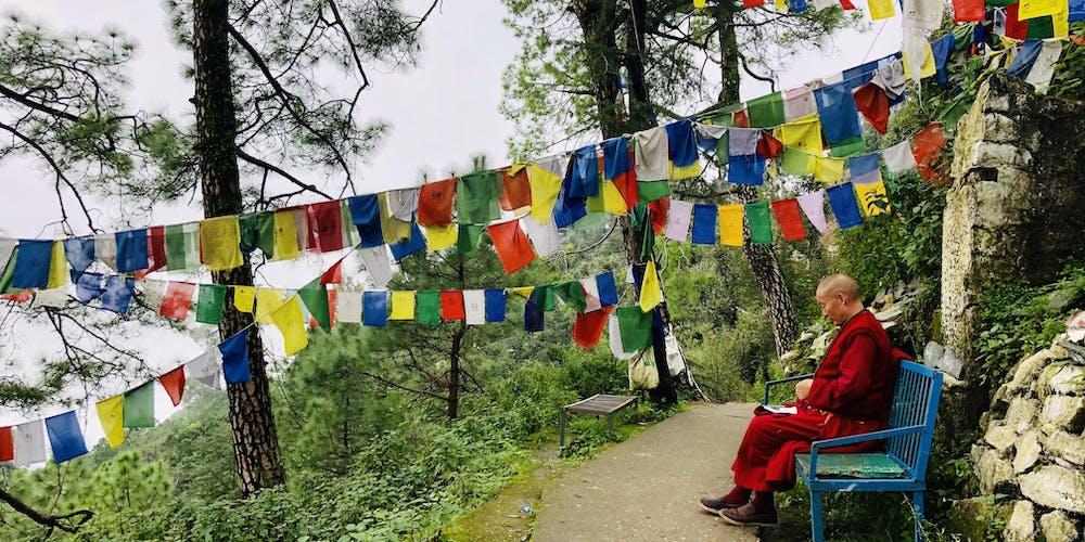 Dalai Lama Teaching in Dharamsala October 2019