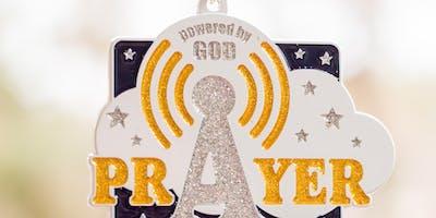 2019 PRAYER: The World's Greatest Wireless Connection 1 Mile, 5K, 10K, 13.1, 26.2 - Topeka