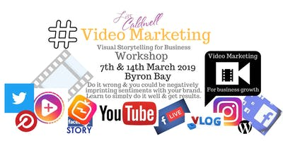 Video Marketing - visual & live storytelling for business growth