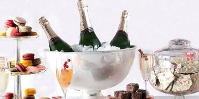 champagne chocolate party!