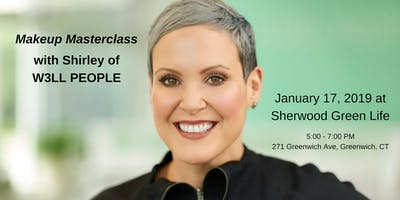 Join Shirley Pinkson, Founder of W3LL PEOPLE for a Makeup Masterclass!