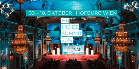 HR Inside Summit 2019 Tickets