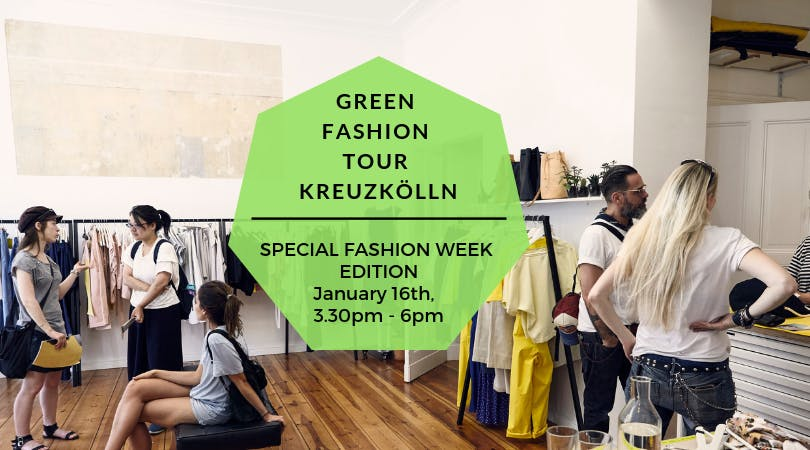 *Special Fashion Week* Green Fashion Mitte