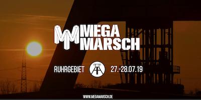 Megamarsch Ruhrgebiet 2019