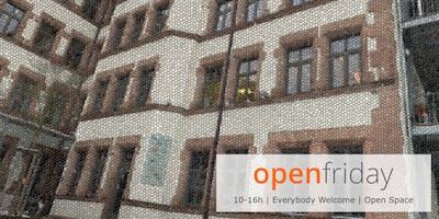 Open Friday @ Cogneon