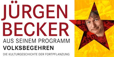 LUX118 präsentiert: Jürgen Becker