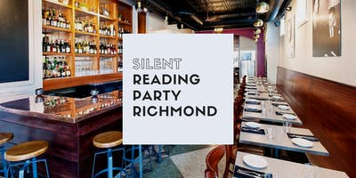 Silent Reading Party Richmond