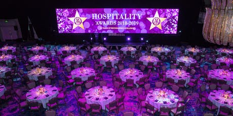 AA Hospitality Awards 2019 tickets