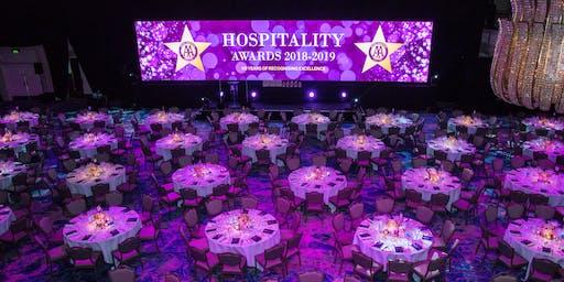AA Hospitality Awards 2019