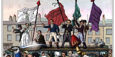 Peterloo: From Stockport to Manchester tickets