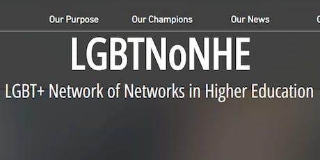 LGBTNoNHE Meeting - The Open University tickets