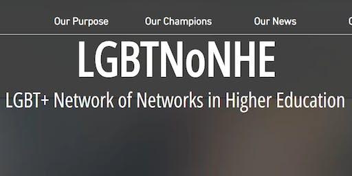 LGBTNoNHE Meeting - The Open University