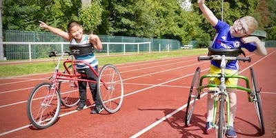 RaceRunning and Athletics Inclusive Session