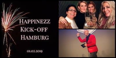 Happinezz Kick-off Hamburg