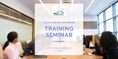 Yolo Travel Network Training Seminar Holiday Inn