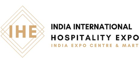 IHE 19: India's Biggest Hospitality Show tickets