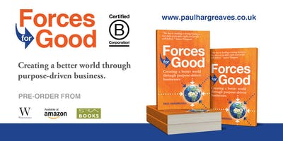 Paul Hargreaves Forces Good Book Launch Birmingham