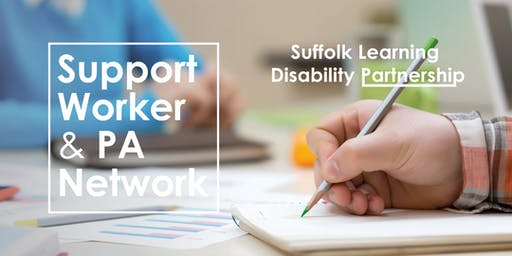 Support Worker & PA Network meeting