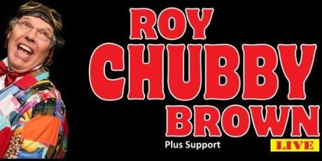 Roy Chubby Brown - Live tickets