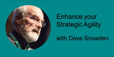 Enhance your Strategic Agility with Dave Snowden