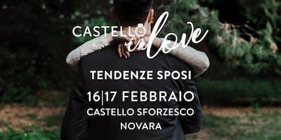 Castello InLove - Tendenze Sposi   1° edizione