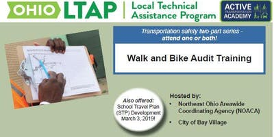 Walk and Bike Audit Training