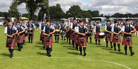 Perth Highland Games 2019 tickets