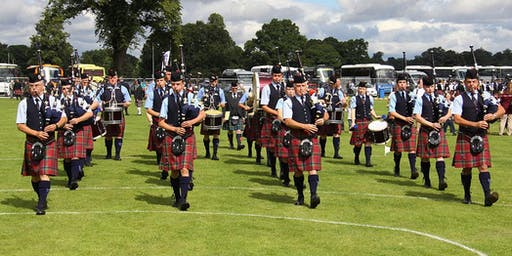 Perth Highland Games 2019