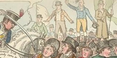 The ballads and songs of Peterloo