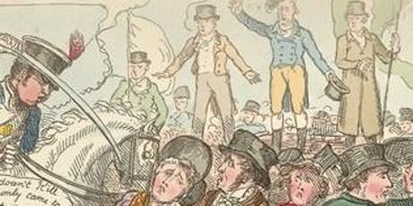 The ballads and songs of Peterloo tickets