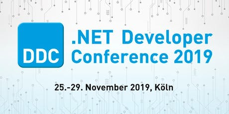 DDC - .NET Developer Conference 2019 Tickets