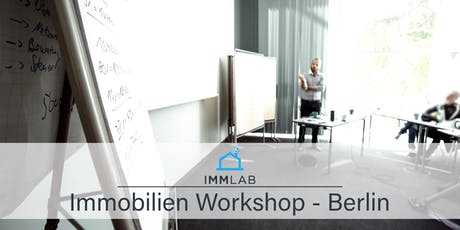 Immobilien Seminar Berlin tickets