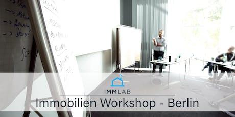 Immobilien Seminar Berlin Tickets