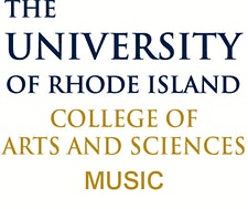 University of Rhode Island Department of Music logo