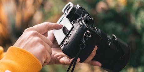 TAKING CONTROL: DSLR PART 1 Intro To Photography tickets