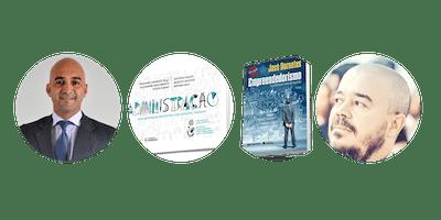 Bate papo com autores de empreendedorismo e administração da Editora Empreende